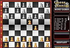 Игры Шахматный маньяк