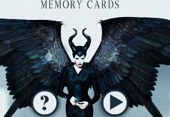 Игры Малефисента Одинаковые карточки