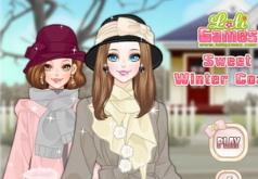 Игры Милые зимние пальто