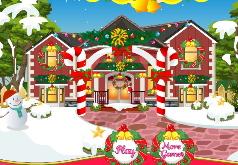 Игра Украшение дома Марии