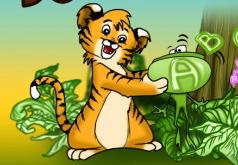 игры скрытый алфавит в джунглях