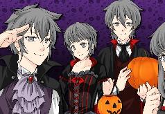 Игра Создатель манги Особенный Хэллоуин