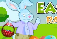 Игра Одежда для пасхального кролика