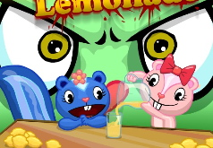 Игры Счастливые лесные друзья Кровавый лимонад