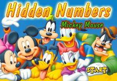 Игры Микки Маус спрятанные номера часть 2
