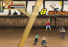 Игры Ван Пис Борьба с пиратами