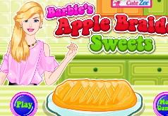 Игры Барби готовит сладости