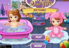 Игры Купание принцессы