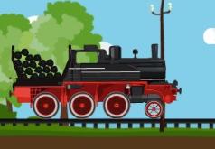 Игры Перевозка угля на паравозе