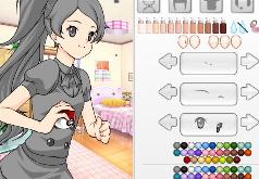 игры одевалки мейкеры аниме