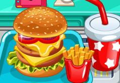 Игры Король бургеров