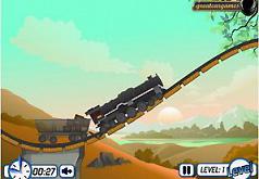 Игры грузовой поезд