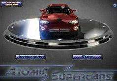 Игры Atomic Supercars