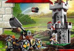 Игры Лего охрана