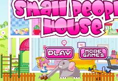 игры двух этажный дом
