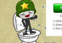 игра троллфейс туалетный успех