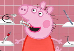 Игры Свинка Пеппа Операция на мозге