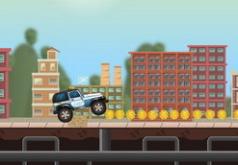 Игра Погоня полиции за поездом