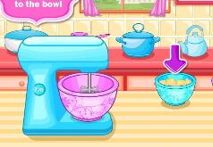 Игра Шеф повар пасхальных кексов