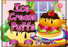 Игры для девочек делаем мороженое