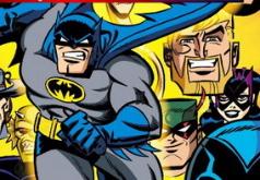 Игры Бэтмен и буквы