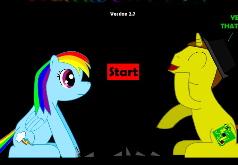 Игры Пони Рейнбоу Дэш