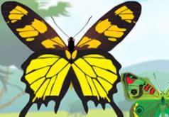 игра вырасти бабочку