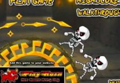 Игры Ниндзя и скелеты