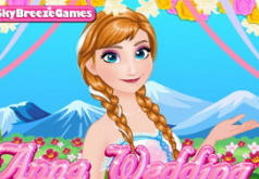 Игры Анна Готовится к Свадьбе