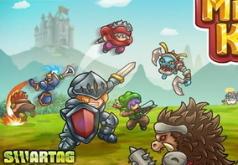Игры Могучий рыцарь 1