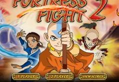 игры аватар легенда об аанге битва крепостей