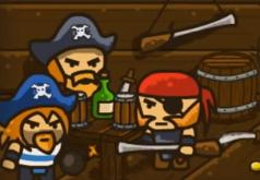 игры пираты против зомби