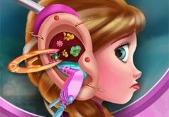 Игры Операция на ухе Анны
