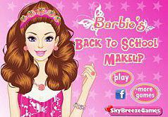 Игры Барби Возвращение в школу
