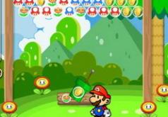 Игры Пузыри плодоовощ Марио