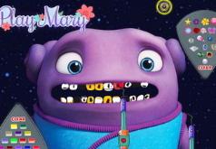 Игры Дом О у зубного врача