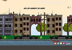 Игра Бен 10 Чемпион железной дороги
