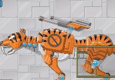 игра лечить тигра