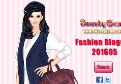 Игры Модный блогер 2016