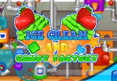 Игры конфетная фабрика