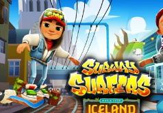 Игры Subway Surfers Исландия