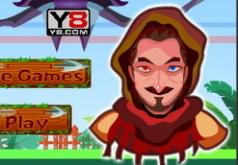 Игры Робин Гуд Стрельба по яблокам