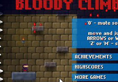 Игры Кровавый Альпинист