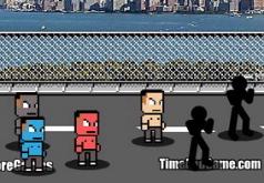 Игра Боец Нью Йорк 4 игрока