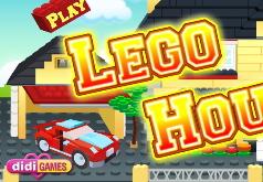 Игры строить дома лего