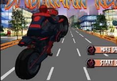 Игры Спайдермен на дороге
