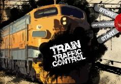 Игры Контроль движения поездов