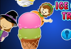 Игры Мороженое на Хэллоуин