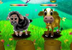Игры на ферме мои животные