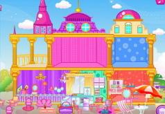 Игры Кукольный домик принцессы 2